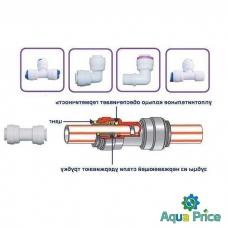 Система 3-х ступенчатой очистки воды Bio+ Systems SL403