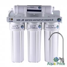 Система 4-х ступенчатой очистки воды Bio+ Systems SL204