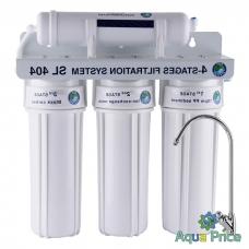 Система 4-х ступенчатой очистки воды Bio+ Systems SL404
