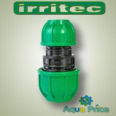 Муфта редукционная 25мм-20мм Irritec (Италия)