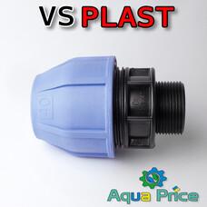 """Муфта VS-plast 40-1 1/4"""" НР"""