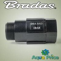 Редуктор давления 1 Бар Bradas DSA-8415