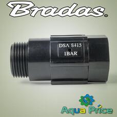"""Редуктор тиску 1 Бар Bradas 3/4"""" DSA-8415"""