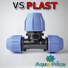 Тройник VS-plast 25-32-25