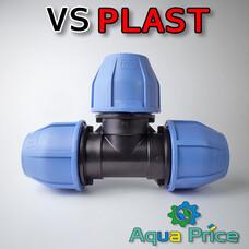 Тройник VS-plast 40-40-40