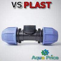Тройник VS-plast 25-3/4ВР-25