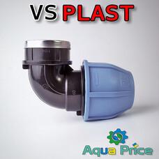 """Угол VS-plast 40-1 1/4"""" ВР"""