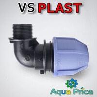 Угол VS-plast 25-3/4 РН