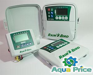 Контроллеры Rain Bird для управления поливом